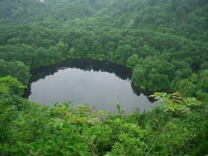 御池の画像